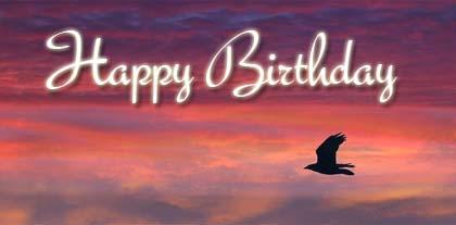 Freiheit Glückwunsch zum Geburtstag