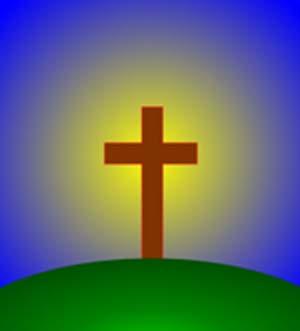 Das Kreuz ist wohl das am häufigsten verwendet Symbol der Christen.