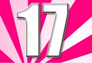 17. Geburtstag Gl�ckw�nsche