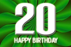 20. Geburtstag Spr�che