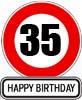 35. Geburtstag Sprüche