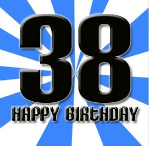 38 Geburtstag Glückwünsche Und Sprüche