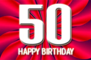 Spruche Und Gluckwunsche Zum 50 Geburtstag