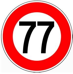 77. Geburtstag Gl�ckw�nsche