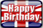 Glückwünsche zum Geburtstag  Englisch