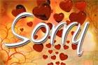 Entschuldigungssprüche