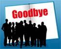 Goodbye auf Englisch