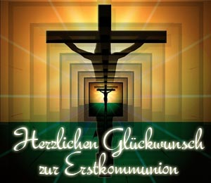 Kommunion Gl�ckw�nsche