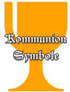 Kommunionssymbole Bedeutung