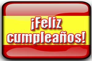 Gluckwunsche Zum Geburtstag Auf Spanisch